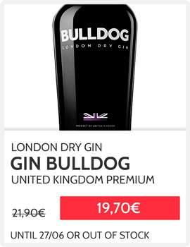 Promo Gin BullDog