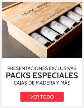 Packs de vinos y destilados