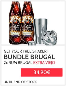 Promo Rum Brugal