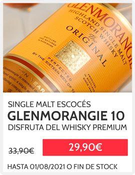 Whisky Oferta Glenmorangie 10