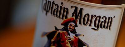 Bodega Captain Morgan