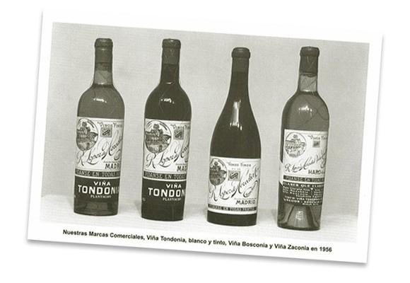López de Heredia Viña Tondonia, Timeless Riojas