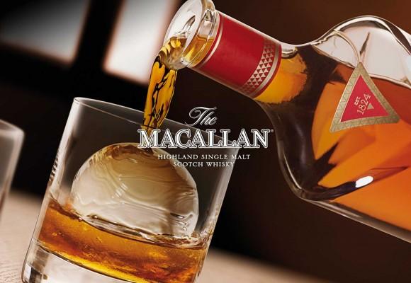 Whisky Macallan: Lujo, Diversión y Malta.